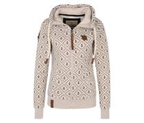Zipped Jacket 'Jennifer Hart II' beige
