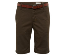 Chino 'chino Basic Belt' khaki