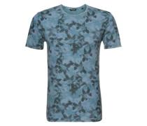 T-Shirt 'onsMang' blau