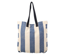 Shopping Bag 'Portia' blau