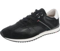 Sneakers 'Ebby' schwarz / weiß
