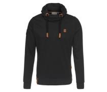 Sweatshirt 'Deutsche & Albaner VI' schwarz