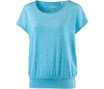 Ria T-Shirt Damen hellblau