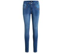 Super Stretch Skinny Fit Jeans blue denim