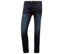 Denim Marvin Straight Jeans dunkelblau