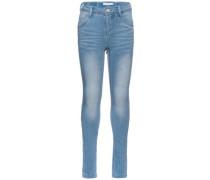 """Skinny Fit Jeans """"nitsus"""" blau"""