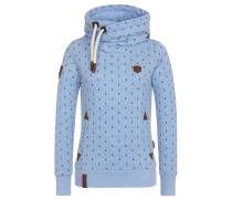 Female Hoody Darth Ankerdizzel III blau