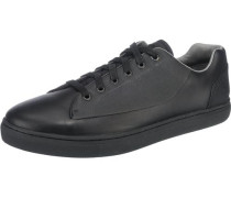Thec Mono Sneakers schwarz