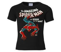 """T-Shirt """"Spider Man"""" schwarz"""