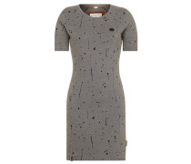 Female Dress 'Spitze Maus' grau
