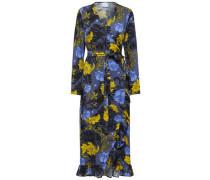 Kleid mit langen Ärmeln Blumenprint
