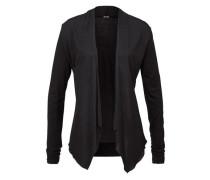 Shirtjacke schwarz
