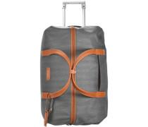 Lite DLX 2-Rollen Reisetasche 55 cm braun / rauchgrau