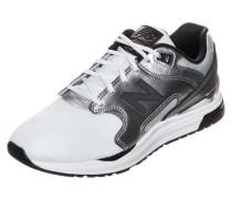 Sneaker 'wl1550-Mb-B' schwarz / silber / weiß
