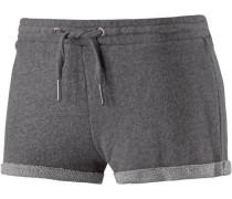 'Signature' Shorts basaltgrau / graumeliert