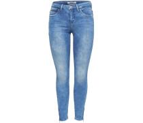 Skinny Jeans 'ONLKendell' blau