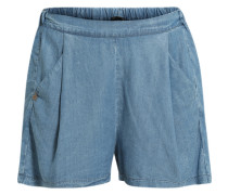 Short in Denim-Optik 'Noise' blau