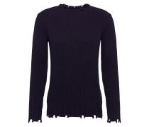 Pullover 'Masche' schwarz