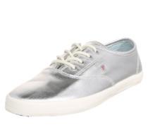 Sneaker 'New Haven' silber / weiß