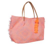 Shopper 'Freya' blau / pink