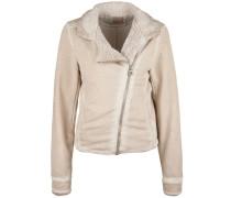 Jacke Jacket ZIP beige