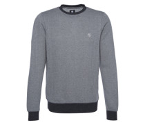 Pullover 'classic Cornell CR' graumeliert