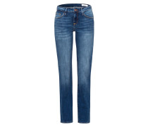 Jeans 'Rose' blau