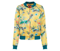 Jacke 'Yellowbirds' gelb / mischfarben