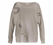 Sweatshirt 'adelia' hellgrau