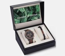 Chronograph mit Schmuckarmband
