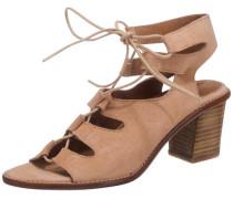 'Cavala' Sandaletten hellbeige / rosa