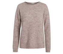Woll-Pullover pink