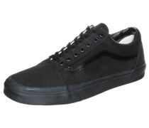 Sneaker Old Skool schwarz