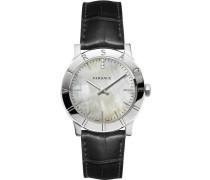 Schweizer Uhr 'Acron Vqa050017' schwarz