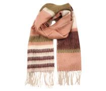 Schal 'stripe Scarf' pink