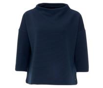 Boxy-Shirt 'Gesini' blau