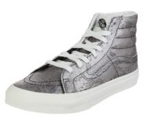 Sneaker 'SK8-Hi Slim' silber
