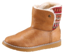 Snowboots cognac