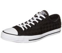 Chuck Taylor All Star OX Sneaker schwarz
