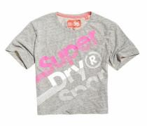 T-Shirt 'hyper Soft Label Crop Tee'