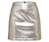 Rock im Metallic-Design 'ac1235' silber