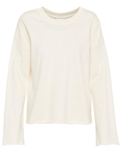 Sweatshirt 'bida' offwhite