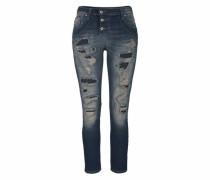 Jeans Boyfriend-Jeans 'p47Q' blue denim
