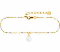 Armband 'Pure White C1818B/90/46/20' gold