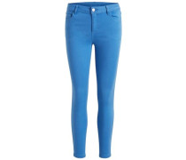 7/8-Skinny Fit Jeans royalblau