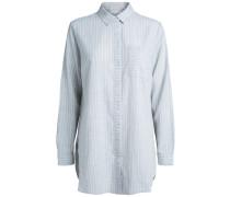 Langärmeliges Hemd grau