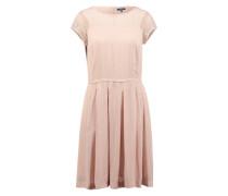 Kleid aus Viskose pink