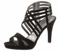 Sandalette schwarz