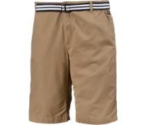 'fan' Shorts Herren braun