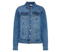 Jacke 'vijules Denim Jacket' blau